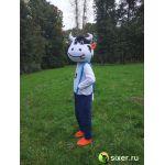 Ростовая кукла Бычок