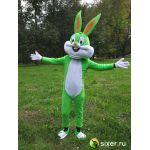 Ростовая кукла Зеленый Кролик