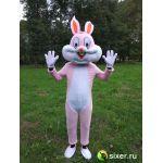 Ростовая кукла Розовая Крольчиха
