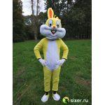 Ростовая кукла Желтый Кролик
