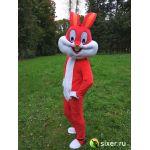 Ростовая кукла Кролик Красный