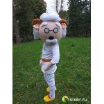 Ростовая кукла Профессор козлик