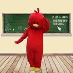Ростовая кукла красный Angry Bird