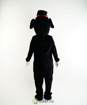 Ростовая кукла Микки Маус в красной рубашке фото №5