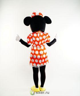 Ростовая кукла Мини Маус платье в горошек фото №10