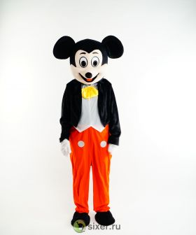 Ростовая кукла Микки Маус во фраке фото №8