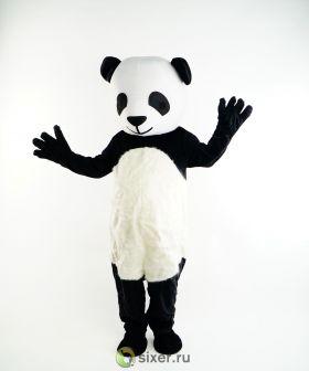 Ростовая кукла Панда с густым ворсом фото №6
