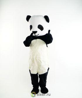 Ростовая кукла Панда с густым ворсом фото №7