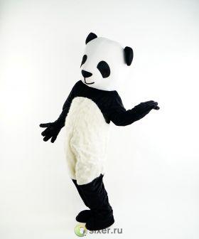Ростовая кукла Панда с густым ворсом фото №8