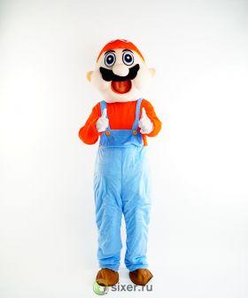 Ростовая кукла Марио фото №7