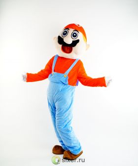 Ростовая кукла Марио фото №8