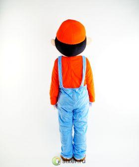 Ростовая кукла Марио фото №9