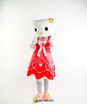 Ростовая кукла Китти в розовом платье фото №7