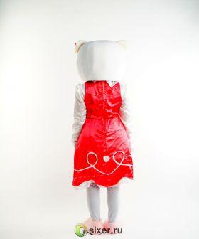 Ростовая кукла Китти в розовом платье фото №9