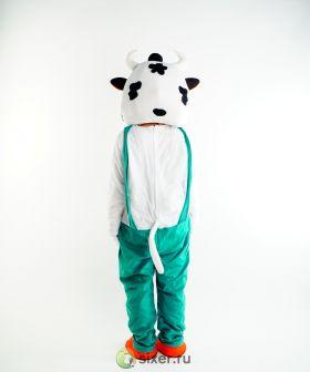 Ростовая кукла Зеленая Корова фото №5