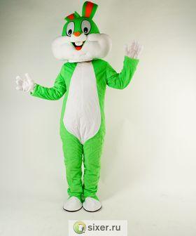 Ростовая кукла Зеленый Кролик фото №8