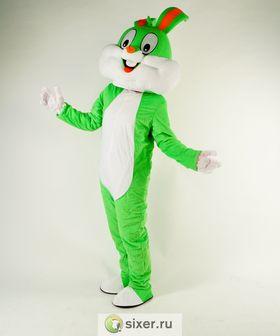 Ростовая кукла Зеленый Кролик фото №9