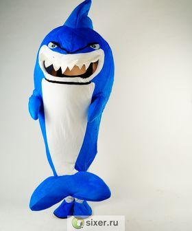 Ростовая кукла Синяя Акула