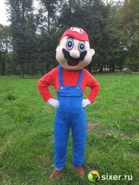Ростовая кукла Марио фото №2