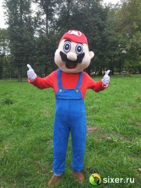 Ростовая кукла Марио фото №3