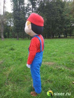 Ростовая кукла Марио фото №5