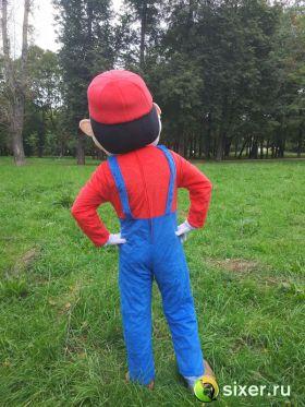 Ростовая кукла Марио фото №6