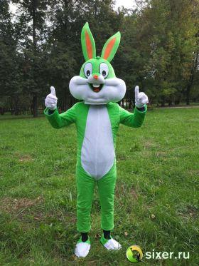 Ростовая кукла Зеленый Кролик фото №4