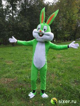 Ростовая кукла Зеленый Кролик фото №5