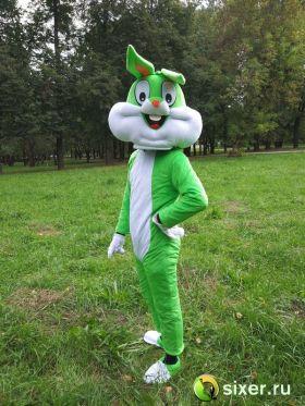 Ростовая кукла Зеленый Кролик фото №6