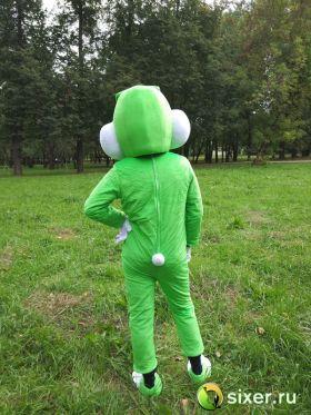 Ростовая кукла Зеленый Кролик фото №7