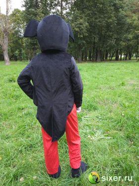 Ростовая кукла Микки Маус во фраке фото №7