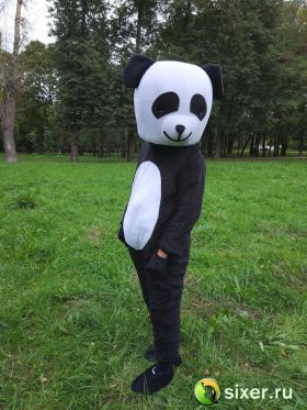 Ростовая кукла Панда фото №4