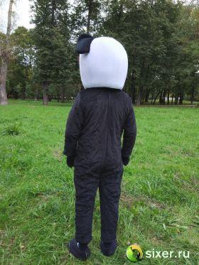 Ростовая кукла Панда фото №5