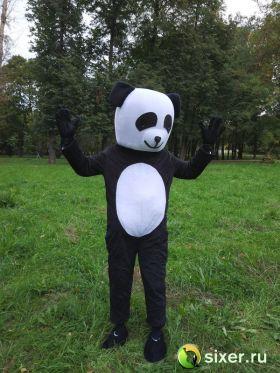 Ростовая кукла Панда фото №2