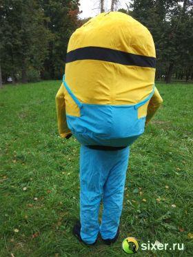 Ростовая кукла Миньон Карл фото №3